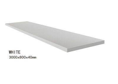 WHITE -3000x800x40mm+2