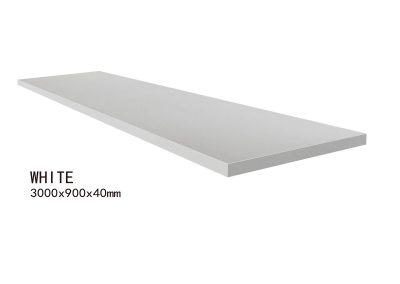 WHITE -3000x900x40mm+2