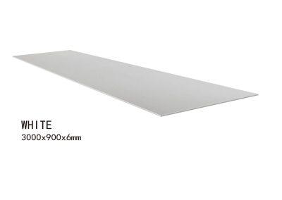 WHITE -3000x900x6mm+2