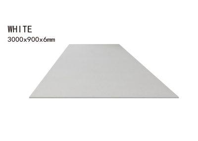 WHITE -3000x900x6mm+3