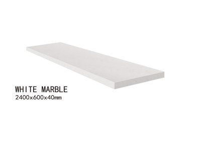 WHITE MARBLE-2400x600x40mm+2