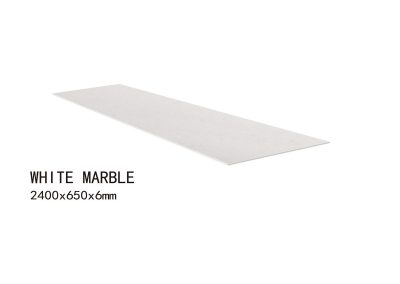 WHITE MARBLE-2400x650x6mm+2