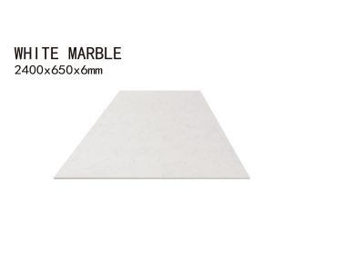WHITE MARBLE-2400x650x6mm+3