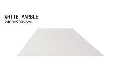 WHITE MARBLE-2400x900x6mm+3