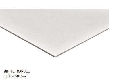 WHITE MARBLE-3000x650x6mm+1