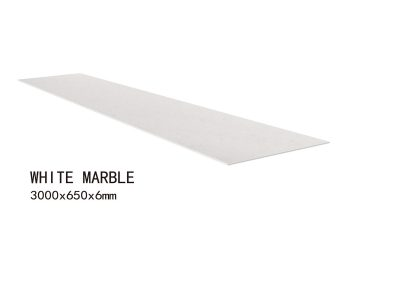 WHITE MARBLE-3000x650x6mm+2