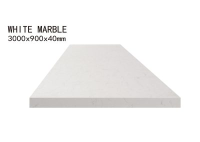 WHITE MARBLE-3000x900x40mm+3