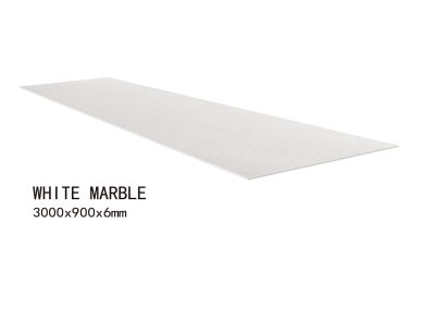 WHITE MARBLE-3000x900x6mm+2